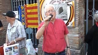 III Fira Asociacions culturas i entitas valencianas Cant Estil y Albaes Valencianas 2 video javier m