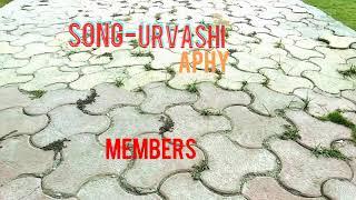 Urvashi song Dance Choreography|dropbeat crew members