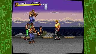 Streets of rage 3 a axel special moves n body slams n techniques gameplay xbox 360