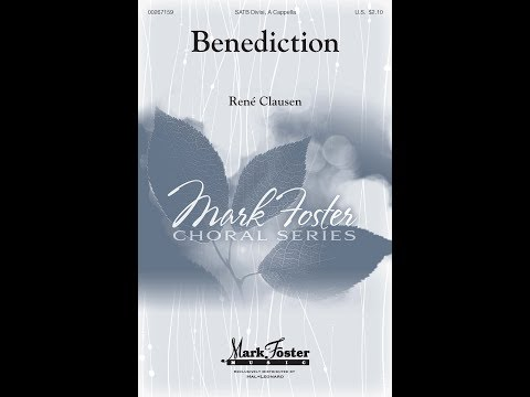 Benediction - by René Clausen