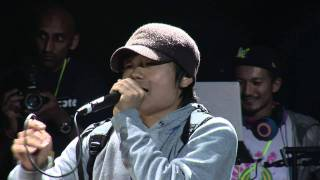 JapanBeatboxChampionship2010 WINNER 妖怪うらに洗い YOUKAI URANI ARAI thumbnail