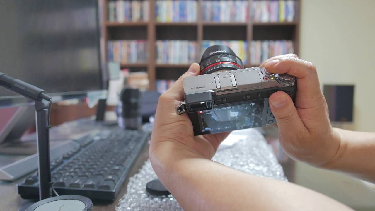 Unboxing Panasonic Lumix Gx85 Gx80 Some Tests On 80 Captured Gx85k Lensa 12 32mm Kamera Dmc Lx100 Youtube