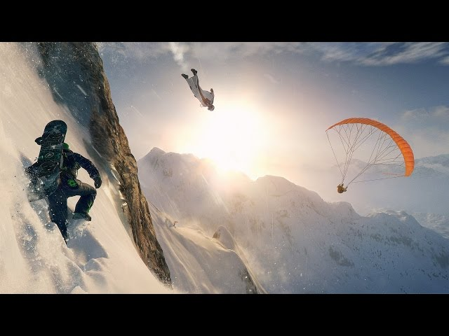 Steep - Trailer gamescom 2016
