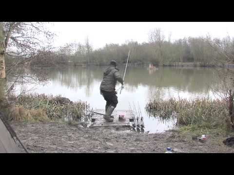 DNA Winter Day Ticket Series - Part 4 Stanwick Lakes