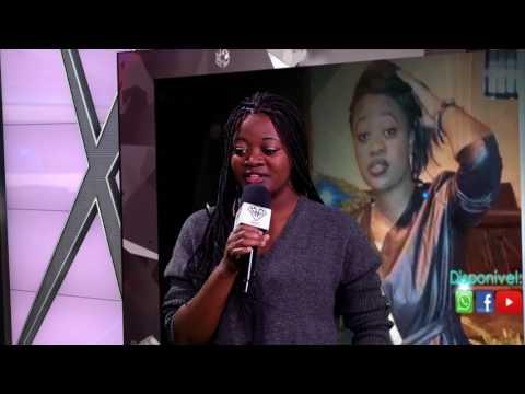 Entrevista com Nilda Catumbela| DIAMANTE ANGOLA