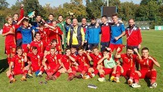 România U17 merge la Turul de Elită după 4-0 cu Lituania