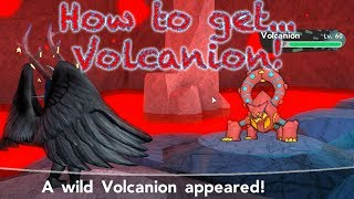 HOW TO GET VOLCANION! (Easy, full guide) - Roblox Pokemon Brick Bronze!