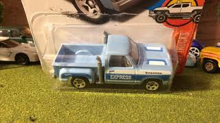 Review of the Hot Wheels Dodge little red express truck
