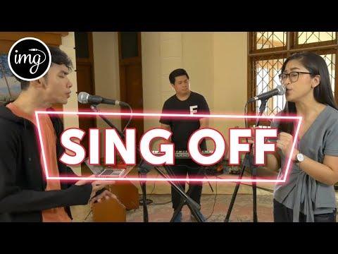 SING OFF - FRIENDS W/ UAPWIDYA vs ALIF RIZKY