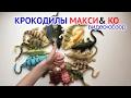 Крокодилы Макси и KO (DeAgostini 2017) видео-обзор
