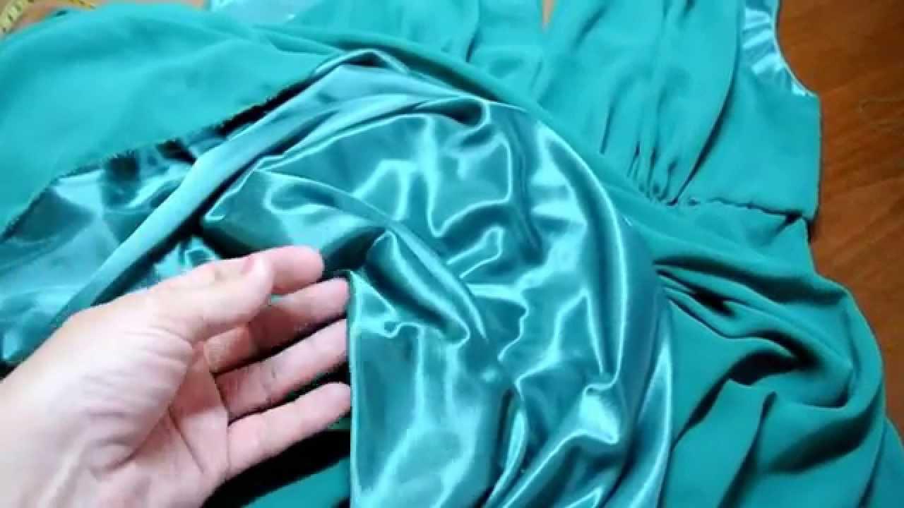 Сшить длинное платье трансформер 139