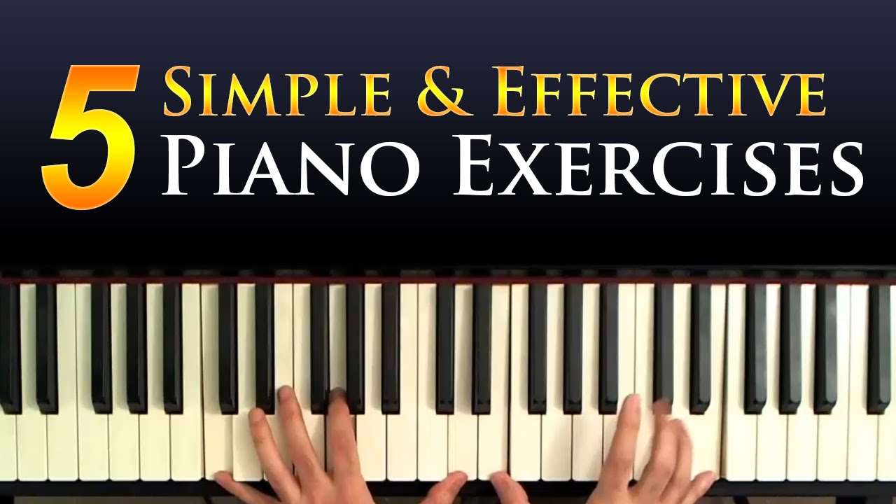 IT'S PIANO LESSON TIME – Learn how to play piano