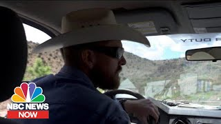 How Cattle Ranchers On The U.S.-Mexico Border Feel About The Wall | NBC News NOW