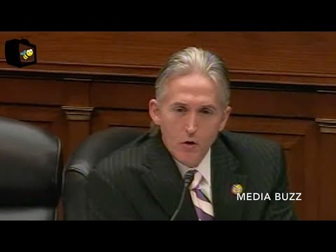 "Trey Gowdy Pissed We Are Paying CEO Bonuses ""While The Bus Is Driving Through the Gates of Hell"""