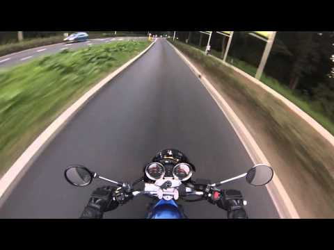 Amersfoort, Netherlands - motorcycle ride 1