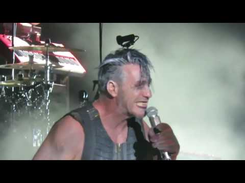 Rammstein - Ich Tu Dir Weh live at Chicago Open Air 7/15/2016 [MULTICAM]