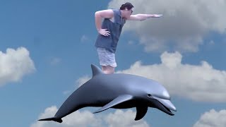 YTP Coppercab Magical Dolphin Ride
