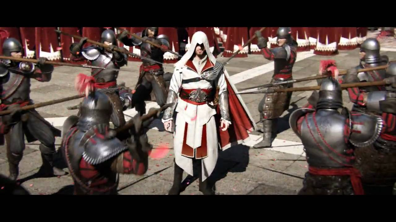 Assassins Creed Wallpaper Hd Assassin S Creed Brotherhood Trailer E3 Youtube