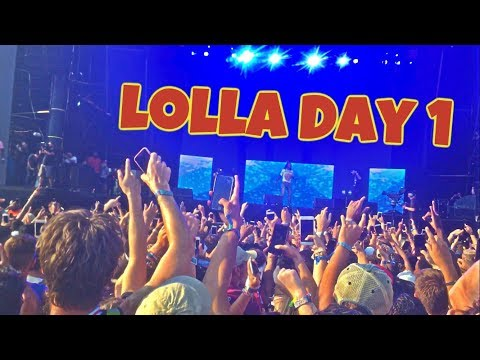 LOLLAPALOOZA 2017 CHICAGO DAY 1 HIGHLIGHTS (MIGOS, SUICIDE BOYS, HIPPO CAMPUS etc.)