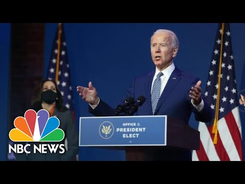 Biden Introduces Foreign Policy And National Security Nominees | NBC News