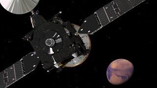هل تنجح مهمة الفضاء الروسية-الأوروبية في استكشاف المريخ؟