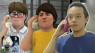 还是被困在罗德的工厂,容易通关! - 恐怖冰淇淋怪叔叔第5部 (Ice Scream 5 Friends: Mike's Adventures)