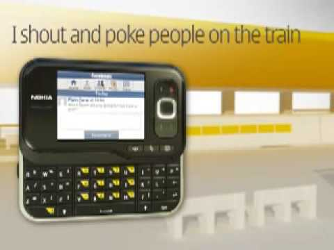 Nokia slide 6760