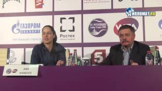 St. Petersburg Ladies Trophy. Ana Ivanovic