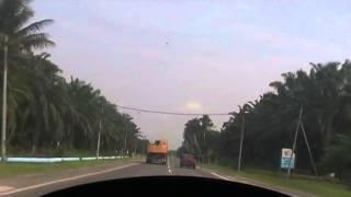 VFR750FV   Mersing to   Kuantan 2007