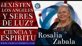 """""""Los Angeles y Seres de Luz"""" Rosalía Zabala en V Congreso Ciencia y Espíritu"""