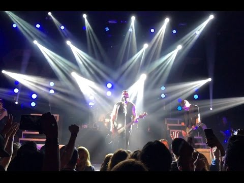 Skillet Unleashed Tour Full Concert Los Angeles March 2017