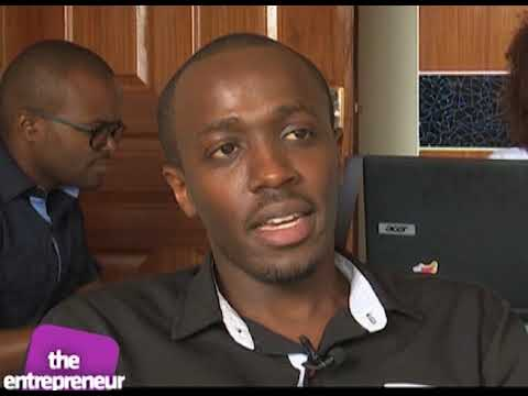 How two young entrepreneurs invested only Sh60,000 to start own company