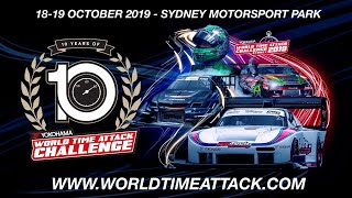 2019 Yokohama World Time Attack Challenge - Day Two