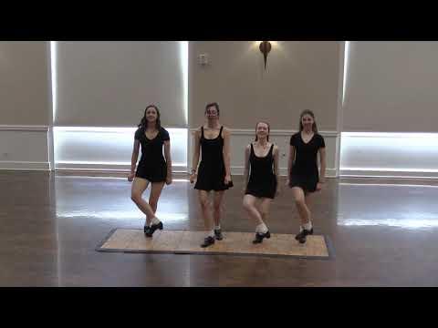 03 The UVA Irish Dance Club - Galway Girl by Ed Sheeran
