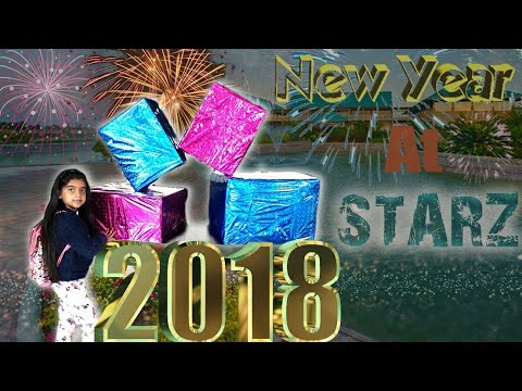 2018 New Year Celebration | 31st December 2017 | Happy New Year | Light Up 2018 | 2018 | Monal's Pud
