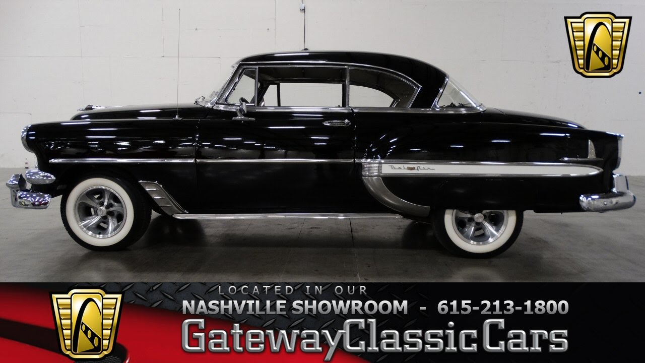 Chevrolet Bel Air Gateway Classic Cars Nashville Youtube