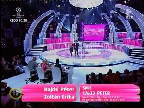 Hajdú Péter és Zoltán Erika-Találd ki gyorsan a gondolatom-TV 2- Nagy Duett-bővített
