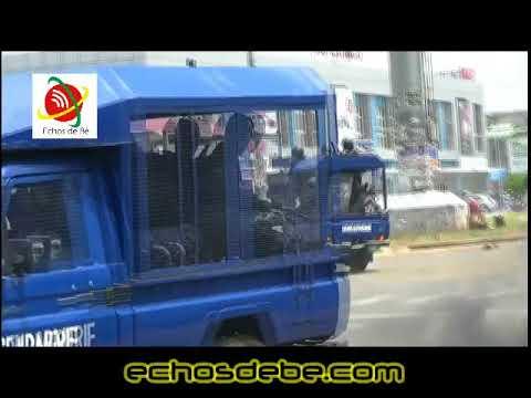 Echos de Bè: La repression des forces de l'ordre au carrefour Bodjona acte 2