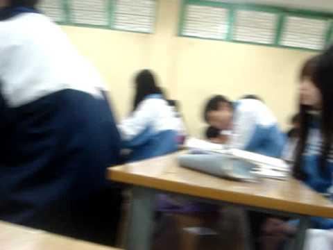 Giờ kiểm tra miệng Văn của lớp 11A1