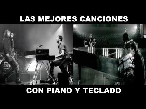 LAS MEJORES CANCIONES CON PIANO