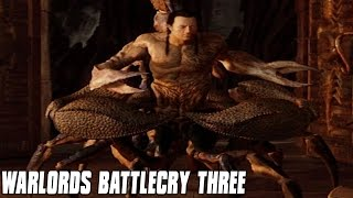 Warlords Battlecry 3 The Protector mod - THE SWARM HAS ARRIVED