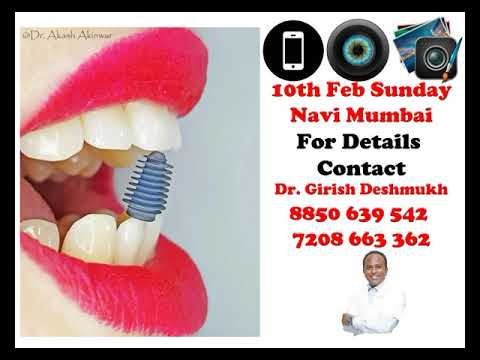 Mobile Dental Photography Workshop Navi Mumbai 10th February Sunday