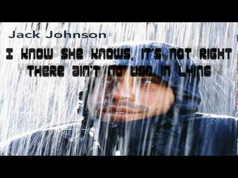 Jack Johnson - Flake | LYRICS VIDEO | HQ BEST QUALITY