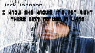 Jack Johnson - Flake | LYRICS VIDEO | HQ BEST QUALITY