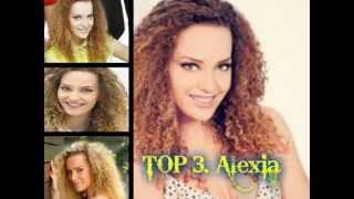 Top 10- cele mai dragute fete din LA LA BAND