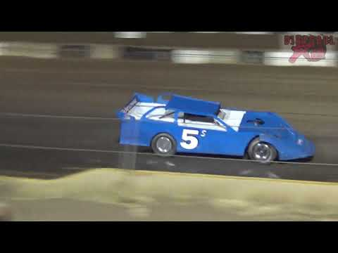 Salina Speedway 9-15-17 Late Model A Feature