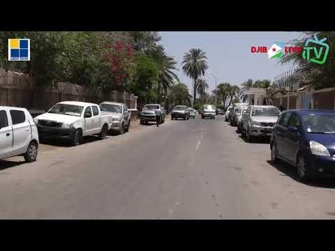 Le ministre de la Communication visite Djibouti Télécom