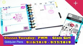 CLASSIC TUESDAY! Golden Student PWM - GLAM GIRL 9/16/2019 - 9/22/2019
