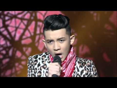 Ceria Popstar 2016: Konsert 5 - Rezza 'Kamelia'