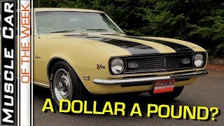 A Dollar A Pound: Muscle Car Of The Week Episode 260 V8TV